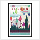 London My London Fine Art Print