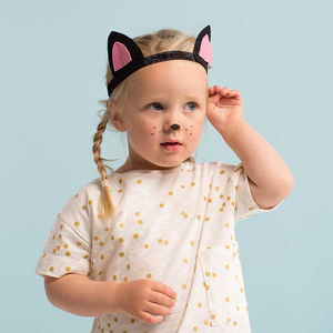 Cat Ear And Tail Costume - traditional toys & games
