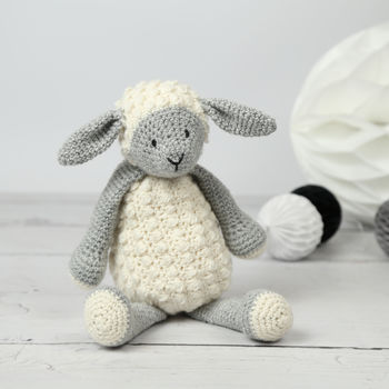 Laura The Lamb Crochet Kit