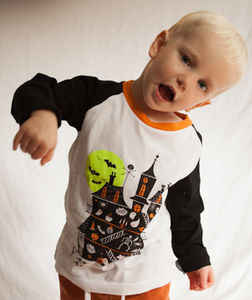Halloween T Shirts: Three Styles To Choose From - babies' tops