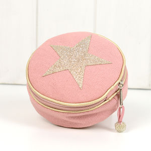 Star Jewellery Travel Case - jewellery storage & trinket boxes