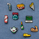 Pins And Keyrings By Jenni Sparks