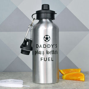 Water Bottle For Football Playing Dad