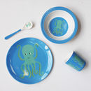 Octopus Melamine Tableware