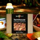 Make Your Own Farmhouse Sausage Kit Add Apron