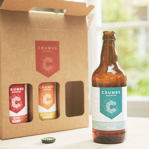 Artisan Bread Beer Gift Set - 21st birthday gifts