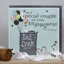 Engagement Congratulations Card
