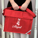 Personalised School Bag In Assorted Colours