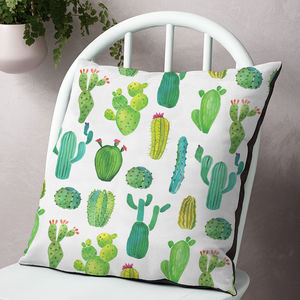 Cactus Cushion Botanical Home Cacti - what's new