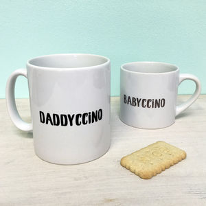 Daddy And Me Mug Set - new in home