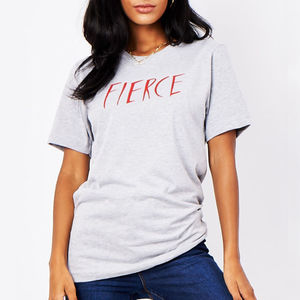 Fierce Unisex T Shirt - winter sale