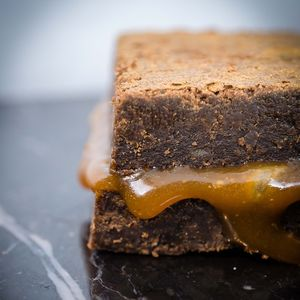 Salted Caramel Brownie Box - view all new