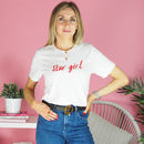 Star Girl T Shirt
