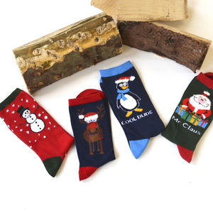 Christmas Socks - women's fashion