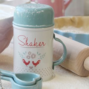 Retro Flour Shaker For Baking - kitchen