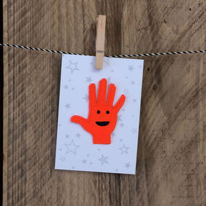 High Five Iron Patch