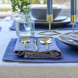 Revival Napkins In Sustainable Recycled Fabric