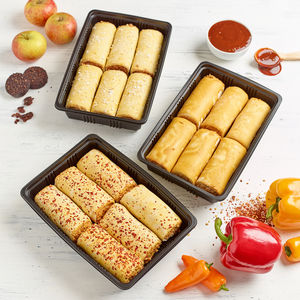 18 Variety Frozen Sausage Rolls - food & drink sale