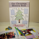 Our Christmas Memory Book