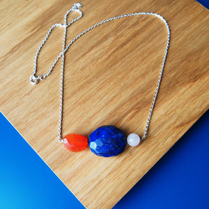 Lapis Lazuli Necklace - necklaces & pendants