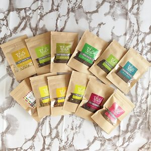 Three Month Tea Subscription - teas, coffees & infusions