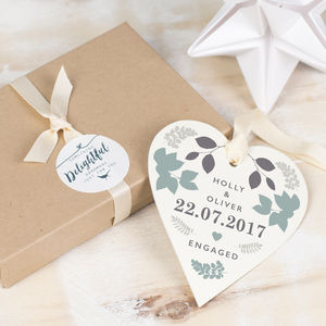 Engagement Keepsake Gift - home accessories