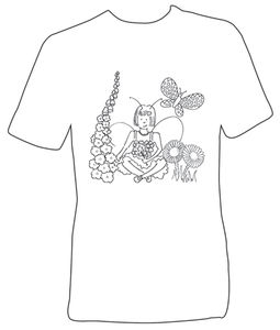 Colour In T Shirt