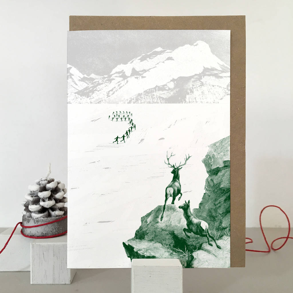 Christmas Cards And Christmas Wrapping Paper By Purpose & Worth Etc | notonthehighstreet.com