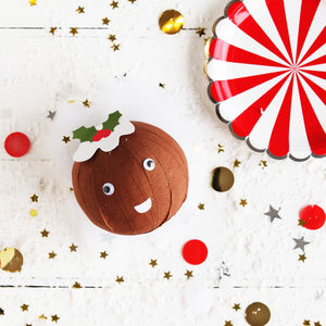 Peel The Christmas Pudding Game And Stocking Filler