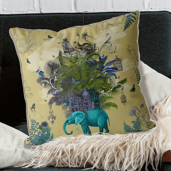 The Birdcage Two, Cushion