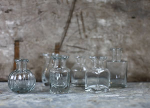 Neeki Glass Bottles - home accessories