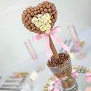 Malteser® Heart And Daisy Button Sweet Tree