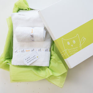 Personalised Bathtime Gift Set