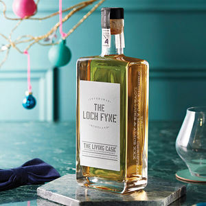Personalised 'The Living Cask®' Batch Four Whisky - christmas catalogue