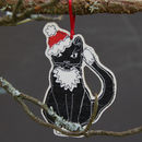 Cat Christmas Decoration