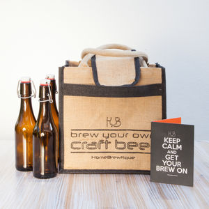 Craft Beer Bottling Kit