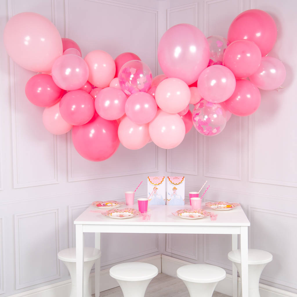 Princess Balloon Cloud Kit