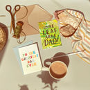 Unbeleafable Dad Father's Day Gardening Card