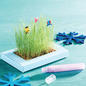 Miniature Gardens With Figures And Accessories - stocking fillers under £15
