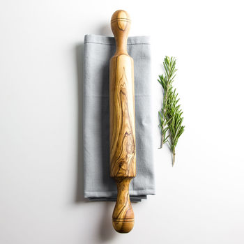 Wooden Rolling Pin - Olive Wood