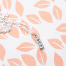 Sentimental Birthstone Scattered Charm Necklace