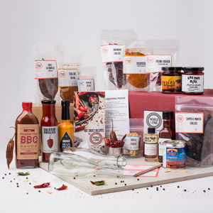 Ultimate Chilli Lovers Hamper - lust list for him