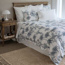 The Grove Organic Cotton Duvet Set