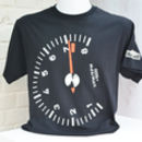 Racer's Rev Counter T Shirt