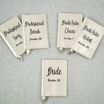 Hen Party Passport Cover Set