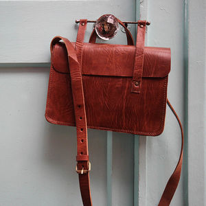 Brooklyn Satchel - satchels