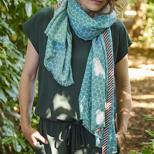 Pip Studio Big Dot Scarf - scarves