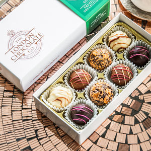 Gin Chocolate Truffles Collection Gift Box - our favourite gin gifts