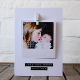 Personalised Mother's Day Photo Card - cards