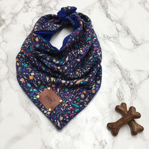 Wonderment Liberty Dog Bandana Neckerchief - dogs